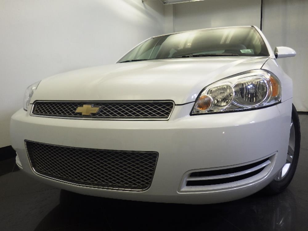 2015 Chevrolet Impala Limited - 1060155781