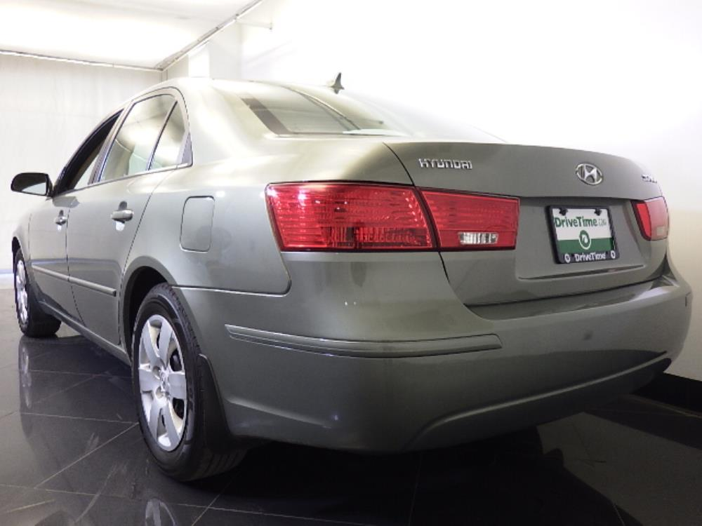 2009 hyundai sonata for sale in tallahassee 1060156157 drivetime. Black Bedroom Furniture Sets. Home Design Ideas