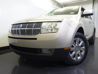 2007 Lincoln MKX  - 1060156324