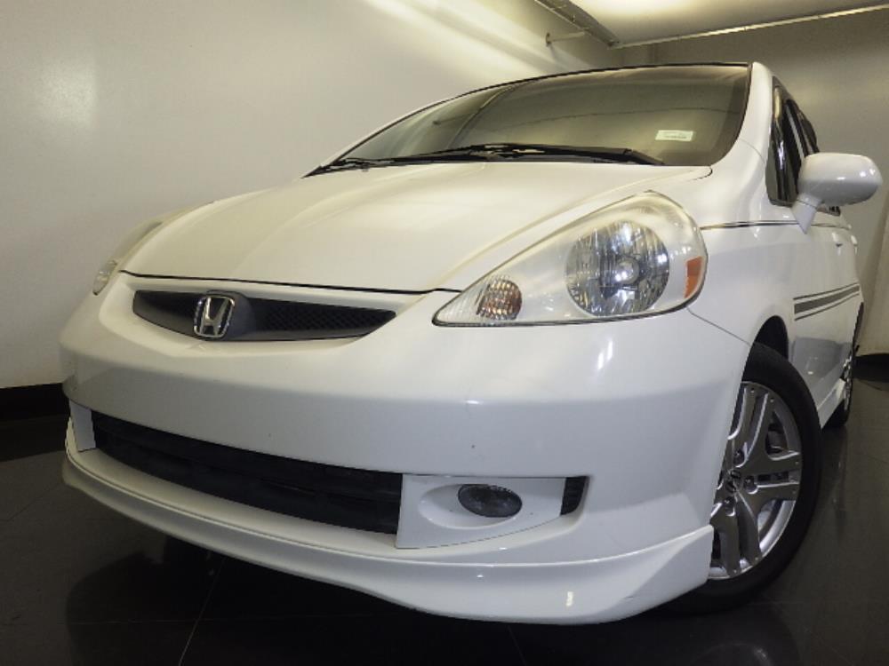 2007 Honda Fit - 1060157135