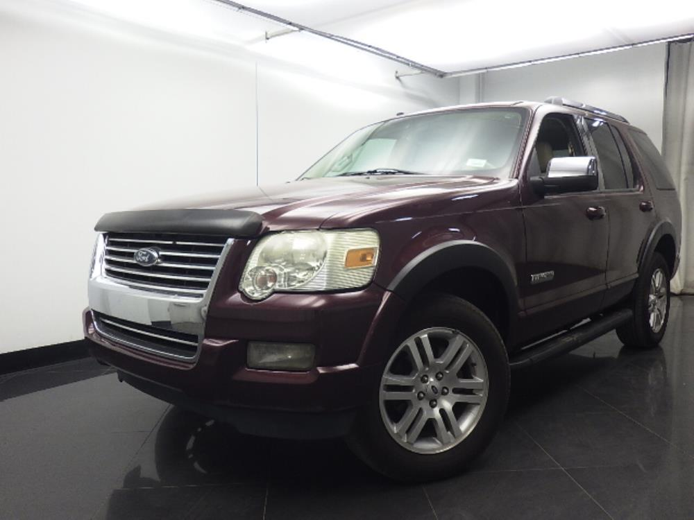 Drivetime Payment Center >> 2007 Ford Explorer Limited for sale in Fort Myers | 1060157421 | DriveTime
