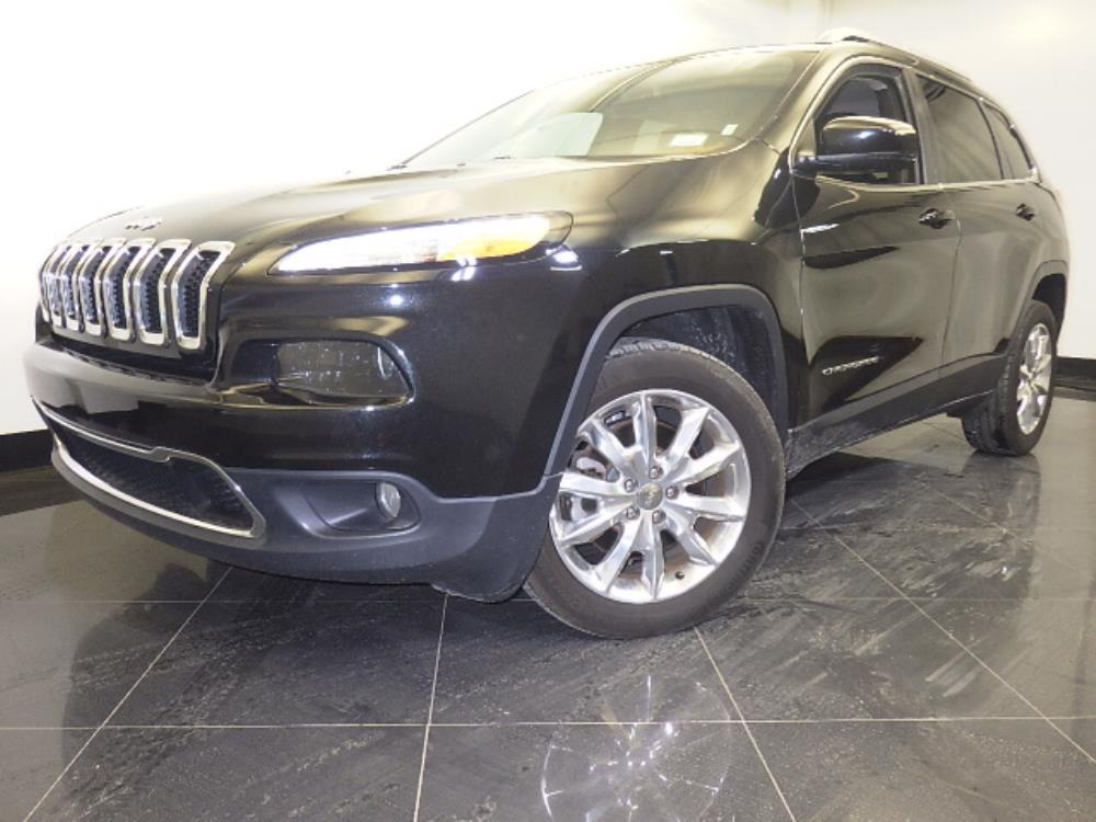 2016 Jeep Cherokee Limited - 1060157962