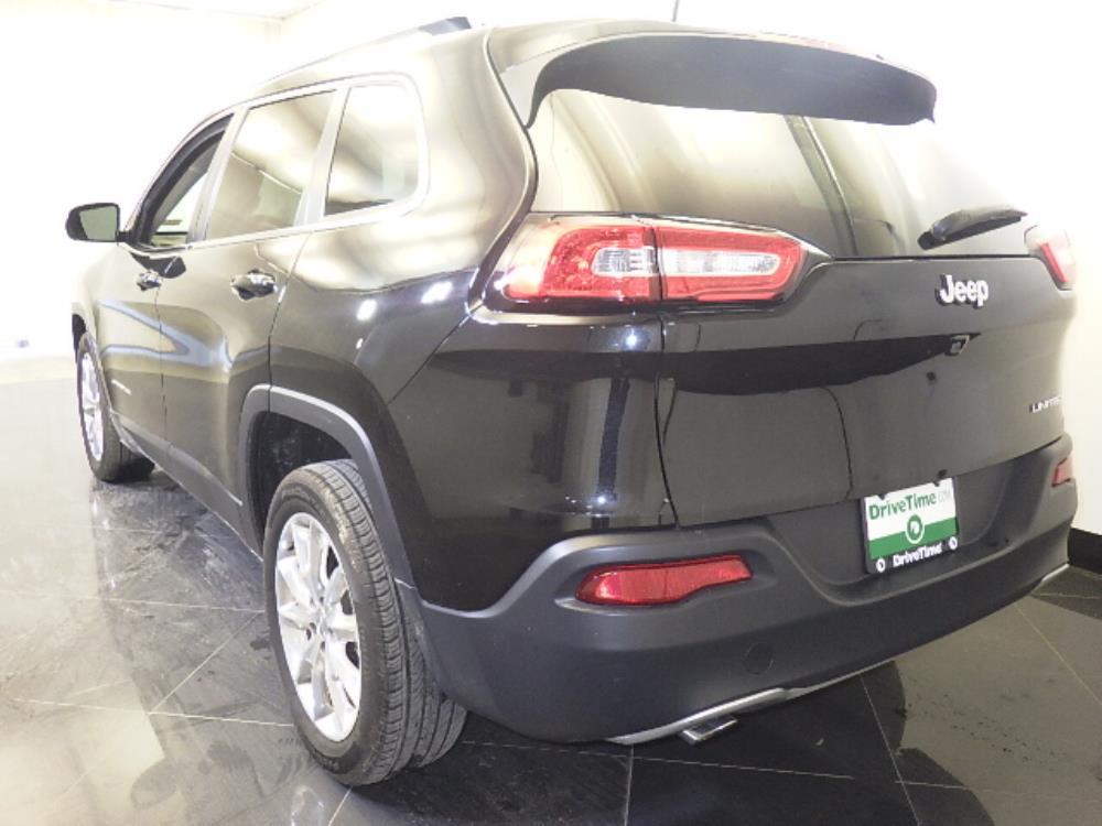 2016 Jeep Cherokee Limited - 1060157962