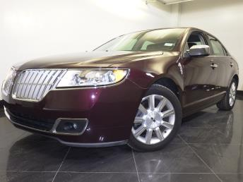 2011 Lincoln MKZ  - 1060158067