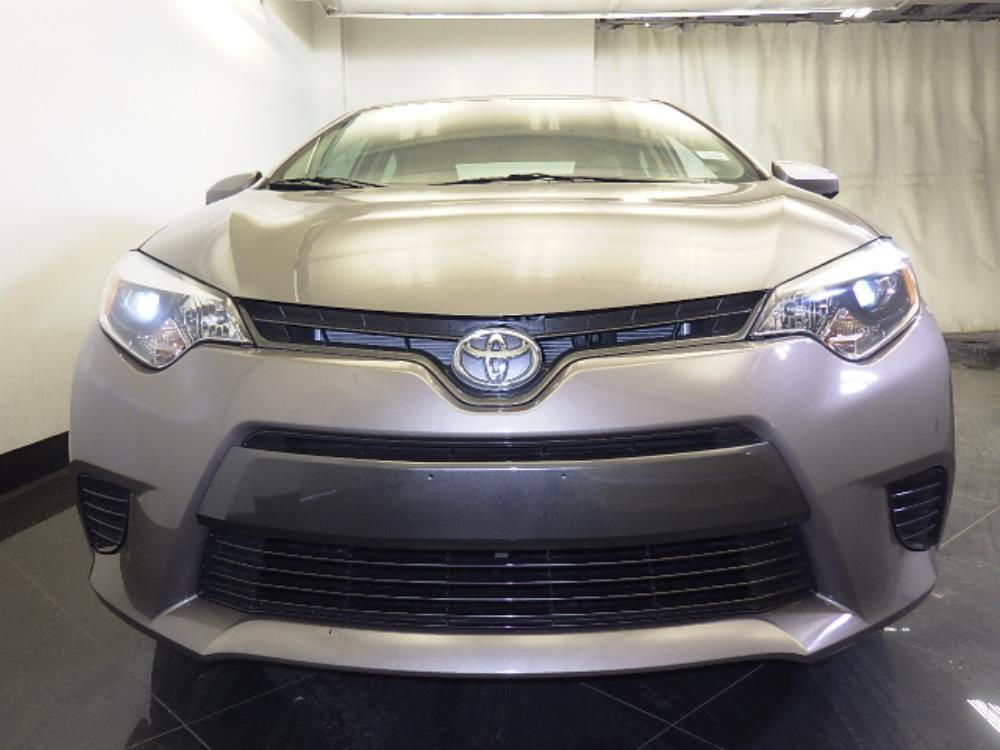 2016 Toyota Corolla LE Plus - 1060158455
