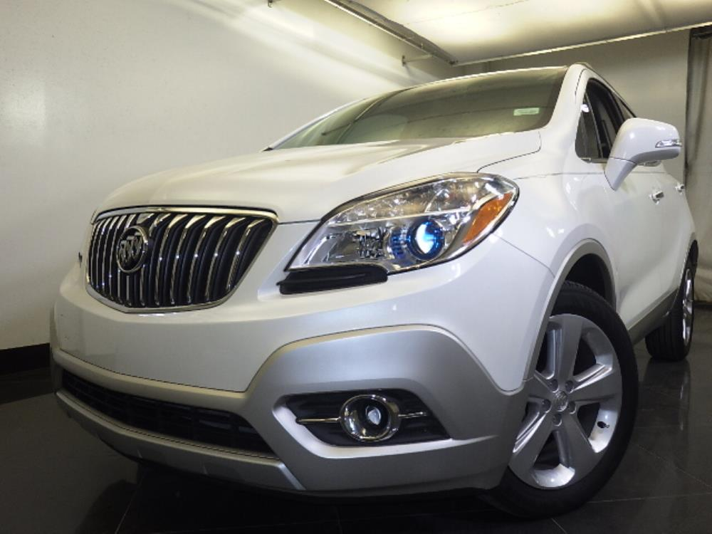 2015 Buick Encore Leather - 1060159307