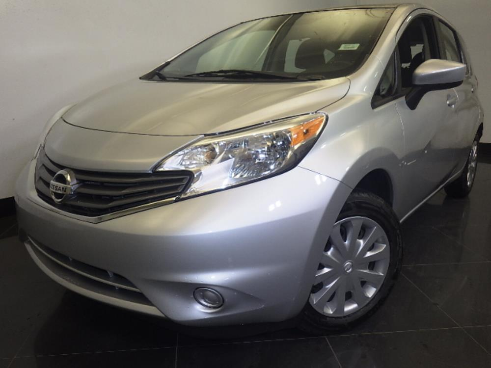 2016 nissan versa note sv for sale in tallahassee 1060159359 drivetime. Black Bedroom Furniture Sets. Home Design Ideas