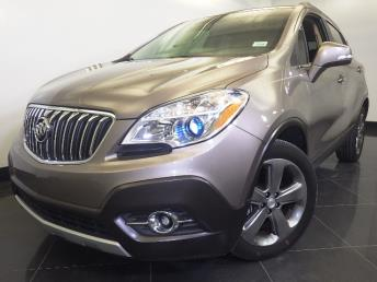 2014 Buick Encore Leather - 1060159372