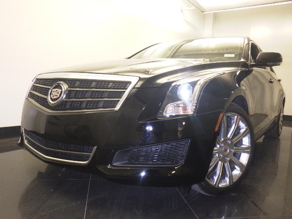 2014 Cadillac ATS 2.5L Luxury - 1060159715