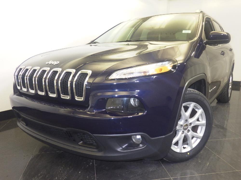 2016 Jeep Cherokee Latitude - 1060159832