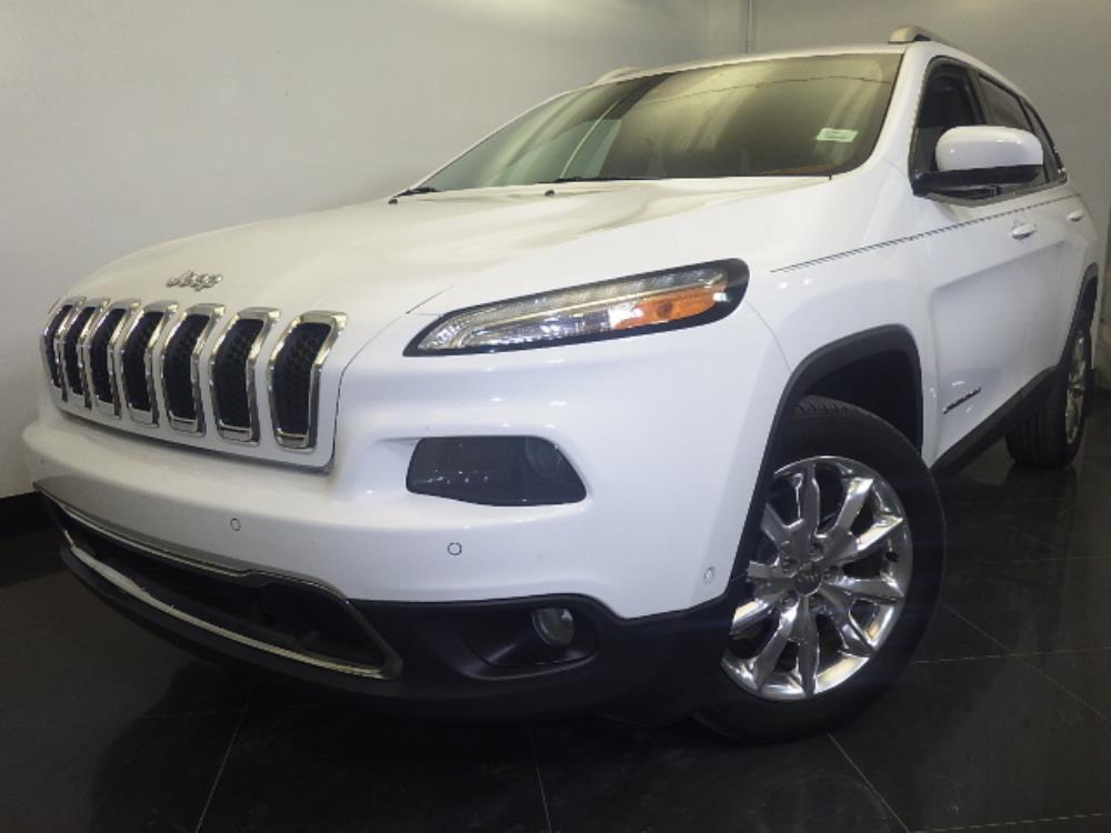 2014 Jeep Cherokee Limited - 1060159836