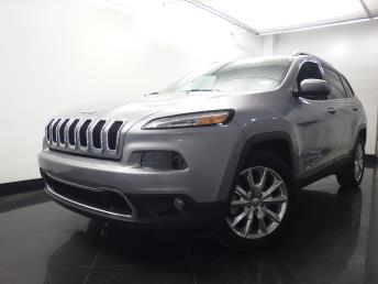 2017 Jeep Cherokee - 1060159944