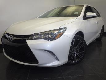 2016 Toyota Camry SE Special Edition - 1060159965