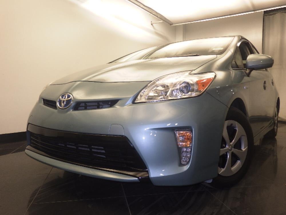2014 Toyota Prius Two - 1060159966