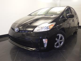 2015 Toyota Prius One - 1060159971