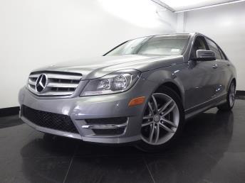 2013 Mercedes-Benz C250 Luxury - 1060160014