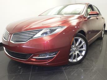 2014 Lincoln MKZ  - 1060160016