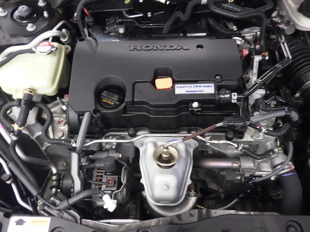 2016 Honda Civic LX - 1060160078