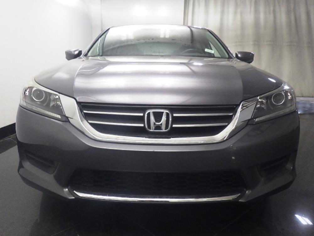 2014 Honda Accord LX - 1060160199