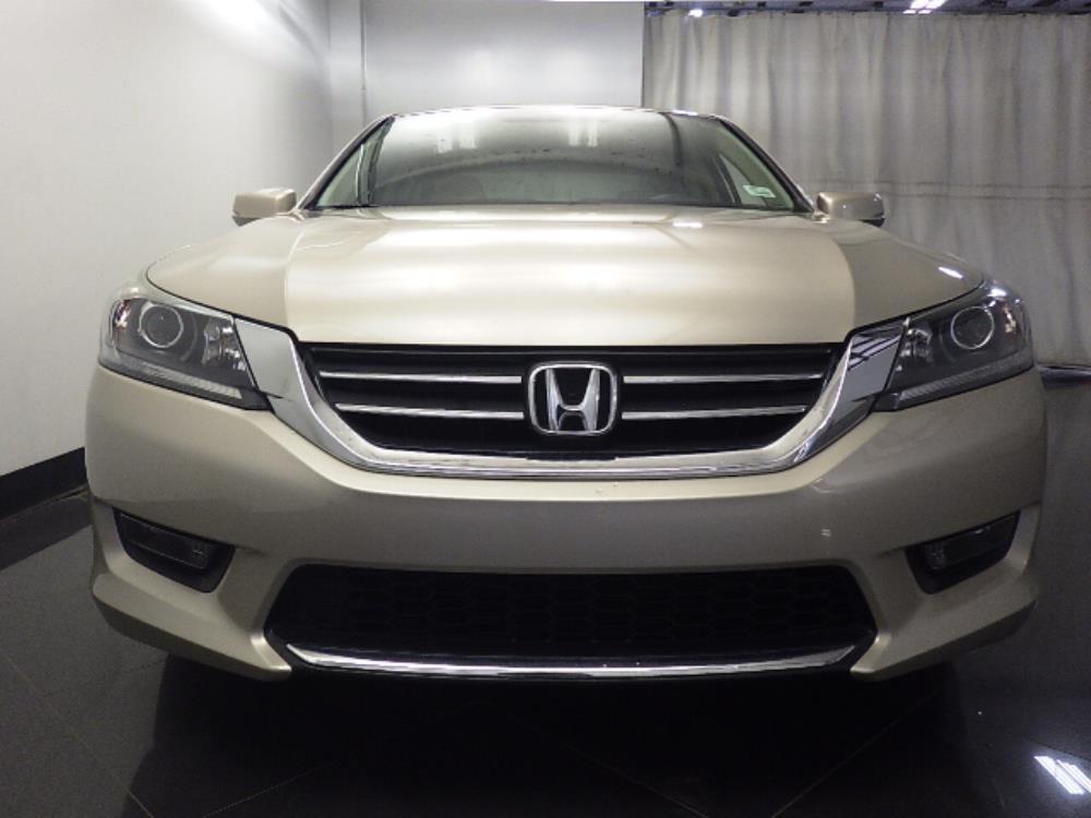 2014 Honda Accord EX - 1060160201