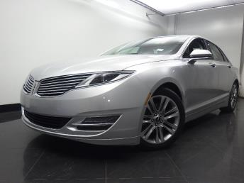 2013 Lincoln MKZ  - 1060160261