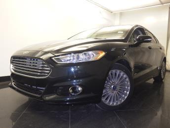 2014 Ford Fusion Titanium - 1060160322