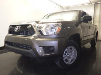 2014 Toyota Tacoma Access Cab 6 ft - 1060160439