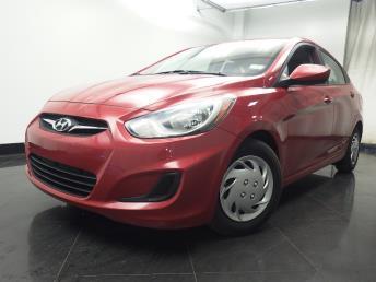 2014 Hyundai Accent - 1060160610