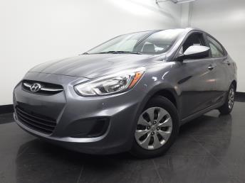 Used 2016 Hyundai Accent
