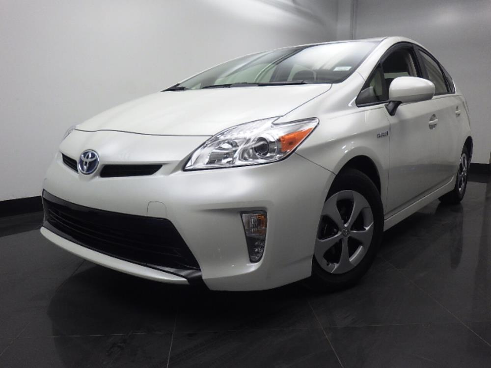2015 Toyota Prius Three - 1060160777