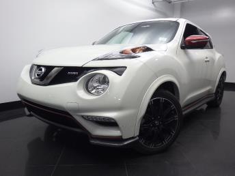 Used 2017 Nissan JUKE
