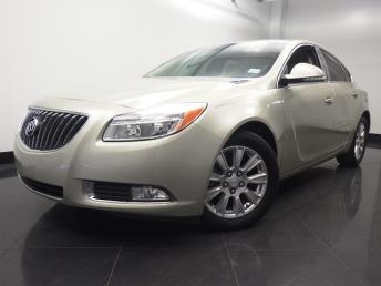 Used 2013 Buick Regal
