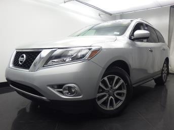 Used 2016 Nissan Pathfinder