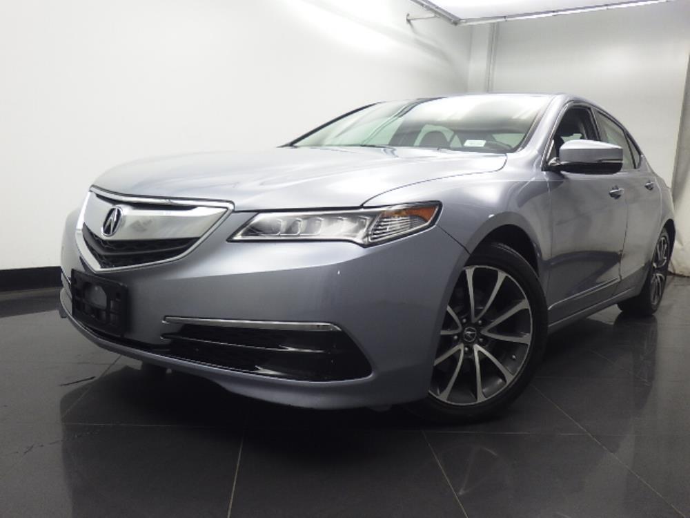 2015 Acura TLX 3.5 - 1060160970