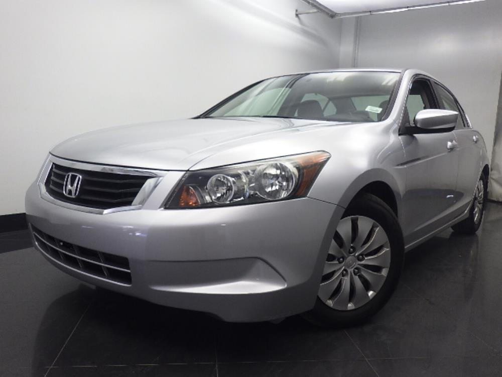 2010 Honda Accord LX - 1060161022