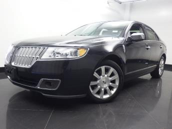 2012 Lincoln MKZ  - 1060161119