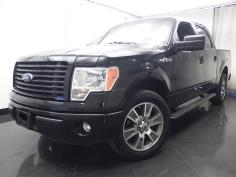 2014 Ford F-150 SuperCrew Cab STX 5.5 ft
