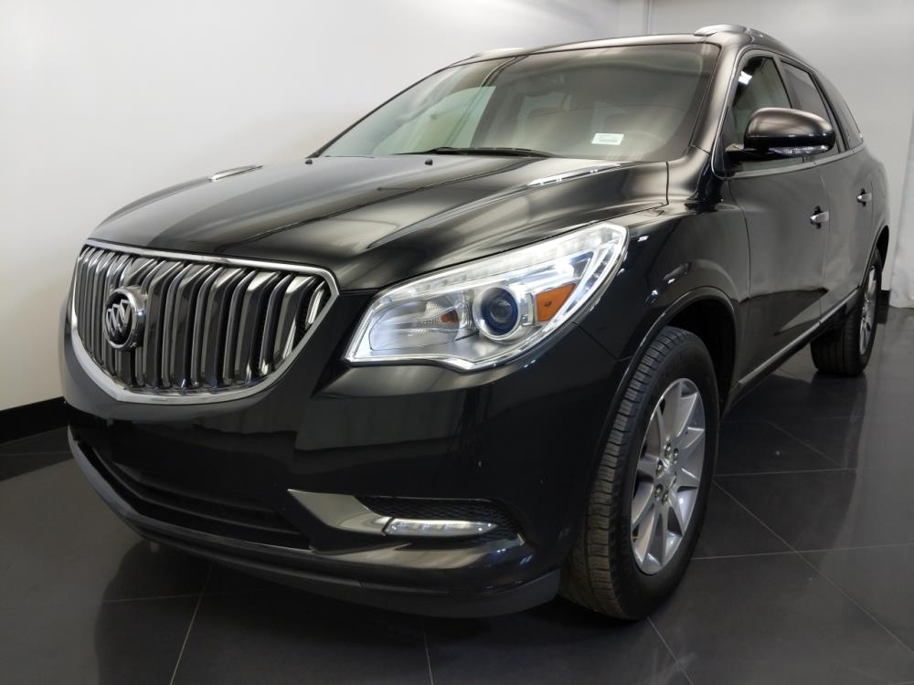 buick enclave fwd used detail motors angel serving cxl at inc