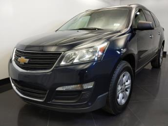Used 2016 Chevrolet Traverse