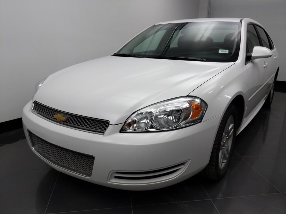 2016 Chevrolet Impala Limited LT - 1060161373