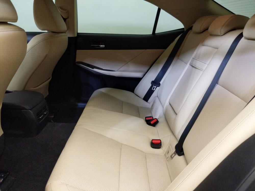 2015 Lexus IS 250  - 1060161416
