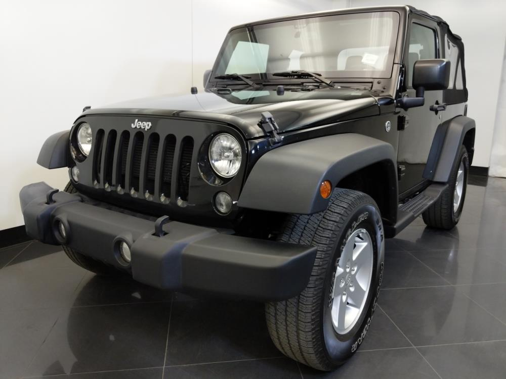2016 Jeep Wrangler Sport - 1060161441