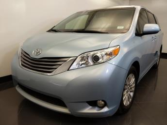 Used 2016 Toyota Sienna