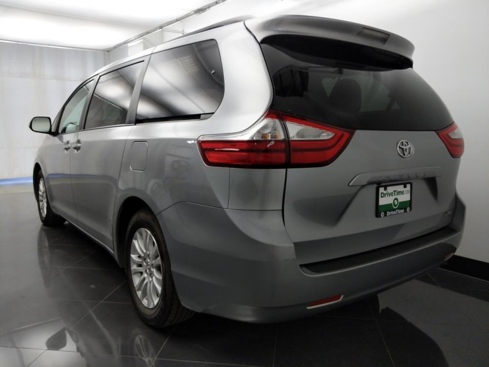 2016 Toyota Sienna XLE - 1060161559