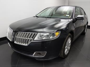 2012 Lincoln MKZ  - 1060161596