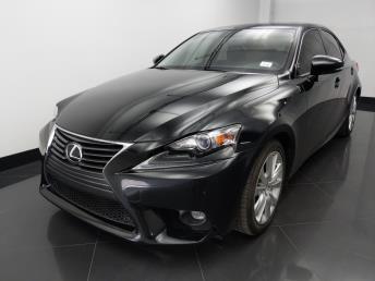 2015 Lexus IS IS 250 - 1060161597