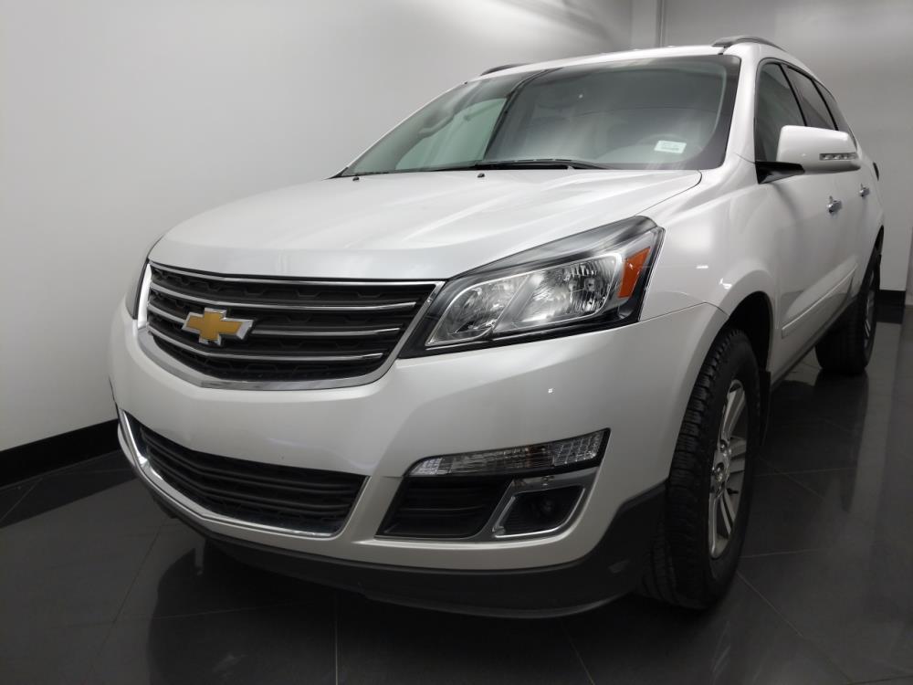 2017 Chevrolet Traverse LT - 1060161694