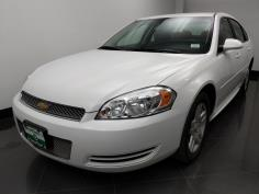 2016 Chevrolet Impala Limited LT