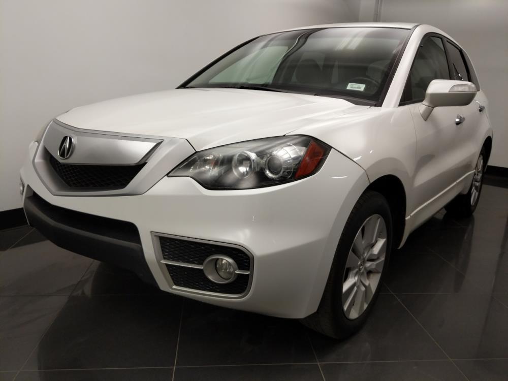 2012 Acura RDX  - 1060161812