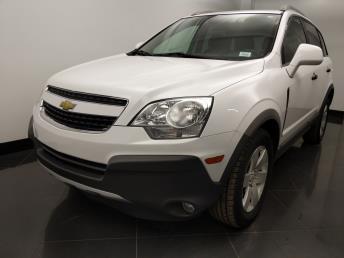 Used 2012 Chevrolet Captiva